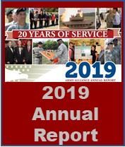 2019 Annual Report Graphic Button